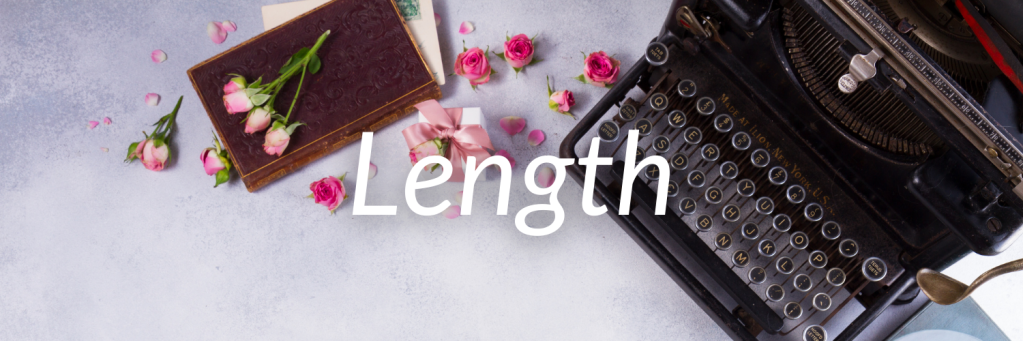 Length difference between copy writing and content writing
